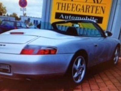 gebraucht Porsche 911 Carrera Cabriolet 996 2
