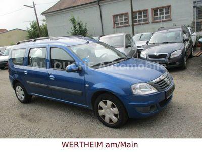 used Dacia Logan MCV 1.6 16V 105 Lauréate