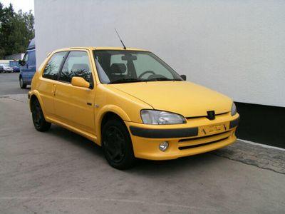 gebraucht Peugeot 106 Sport 60 EFH ZV El. Spiegel