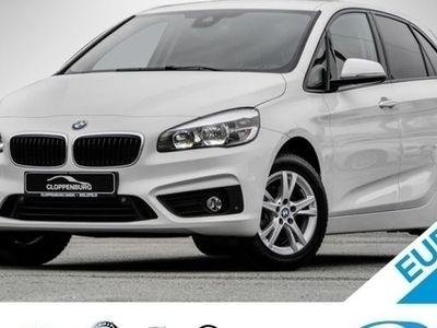 gebraucht BMW 218 Active Tourer d Aut NAVI HUD RFK