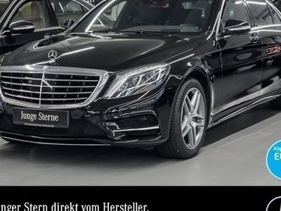 gebraucht Mercedes S350L BT AMG Exkl-Paket Fahrass Nachtsicht 360°
