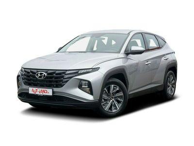 gebraucht Hyundai Tucson 1.6 T-GDI n.Modell Sitzheizung Tempomat Bluetooth