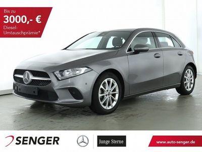 gebraucht Mercedes A180 D+NAVI PREMIUM+LICHT-SICHT PAKET+TEMP+SHZ
