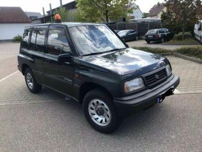 brugt Suzuki Vitara Long