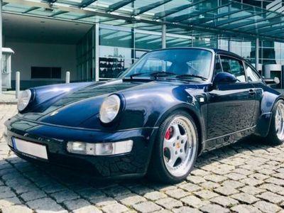 gebraucht Porsche 964 Turbo - komplett revidiert - dt. Fahrzeug