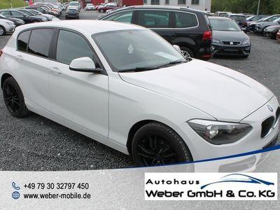 gebraucht BMW 116 i *PDC*SHZ*ABS*DSC*Start-Stopp*Klima*Steuerkette NEU*