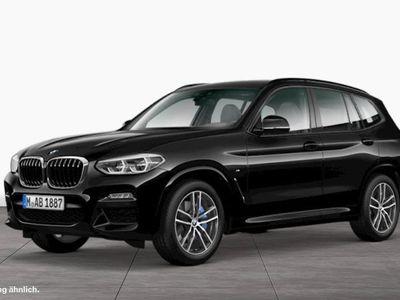 gebraucht BMW X3 xDrive30d M Sport