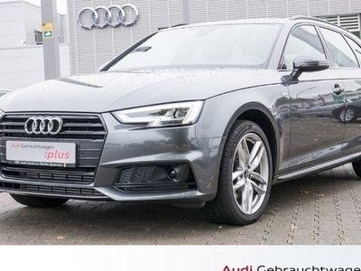 gebraucht Audi A4 Avant 2.0 TFSI g-tron*3xS line*S tronic LED.N