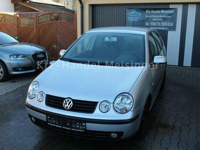 second-hand VW Polo IV Comfortline, Klima, 8fach