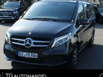 gebraucht Mercedes 300 VEDITION L+4MATIC+LED+AHK+AKT.BREMS-ASSIST