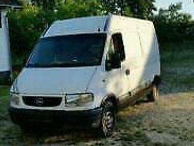 used Opel Movano