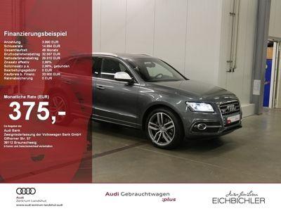 gebraucht Audi SQ5 3.0 TDI competition quattro tiptronic Navi Tei