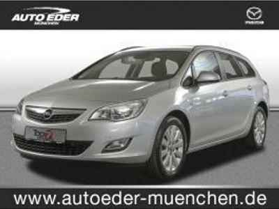 gebraucht Opel Astra Kombi J 1.6 Turbo Edition Klima, PDC
