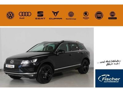 gebraucht VW Touareg 3.0 V6 TDI SCR Executive Edition