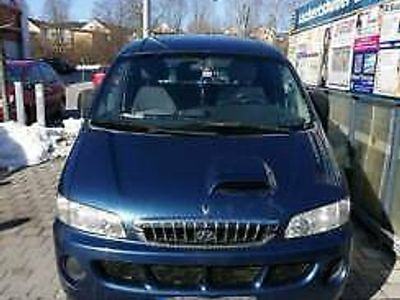 used Hyundai H-1 Lkw Zulassung