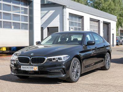 gebraucht BMW 525 d Sport Line Aut. Navi LED ACC SHZ PDC Teilled Klimaaut Keyless eSitz