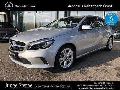 used Mercedes A200 Urban/LED Navi/Klima/PTS/Tempomat/Autom.