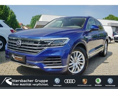 gebraucht VW Touareg 210 TDI V6 BMT Standheizung Parklenkassistent Matrix LED ACC