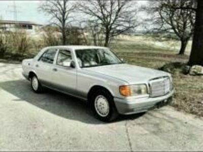 gebraucht Mercedes 260 Mercedes W126Klima & Ledersitze
