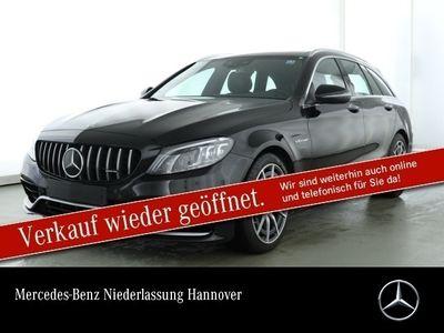 gebraucht Mercedes C63 AMG AMG T Perf-Lenk Pano Multibeam Burmester PTS
