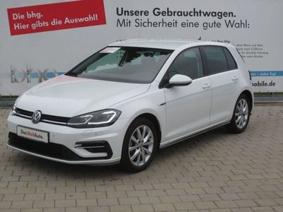 gebraucht VW Golf Highline 1.5 TSI ACT DSG R Line LED Navi ACC Sitzheizung