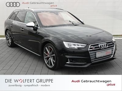 gebraucht Audi S4 Avant 3.0 TFSI quattro MASSAGESITZE+AHK+ACC