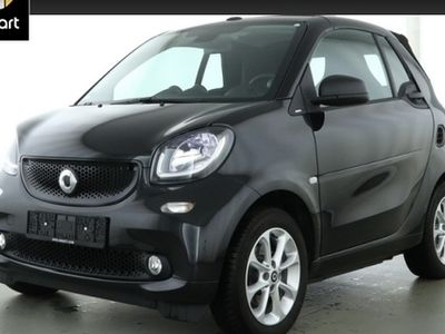 gebraucht Smart ForTwo Cabrio 52kW passion DCT cool&Audio SHZ LED
