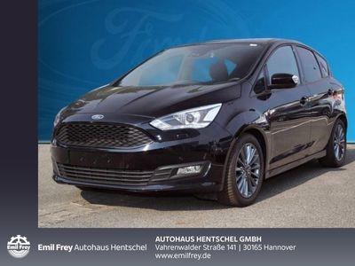 gebraucht Ford C-MAX 1.5 EB 110kw/150 PS Sport Navi Xenon Winterpaket