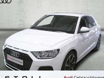 gebraucht Audi A1 Sportback Sport back 30 TFSI advanced Navi+SitzHZG+SportSitze+2ZonenKlima+PDC+DAB+++