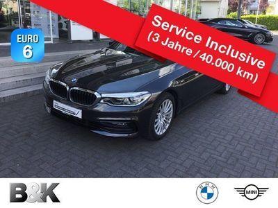 gebraucht BMW 530 i xDrive Limousine Sport Line Leasing 419.- o