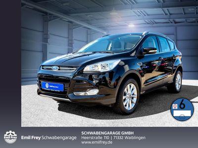 gebraucht Ford Kuga 2.0 TDCi 4x4 Aut Titanium bei Gebrachtwagen.expert