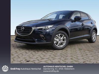 gebraucht Mazda CX-3 SKYACTIV-G 121 FWD Sports-Line 89 kW, 5-türig