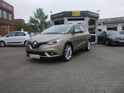 gebraucht Renault Grand Scénic 1.2 TCe Experience Klimaautomatik