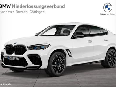 gebraucht BMW X6 M Competition Gestiksteuerung Competition P.