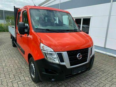 gebraucht Nissan NV400 Pritsche Doka Doppelkabine L3H1 3,5t PRO