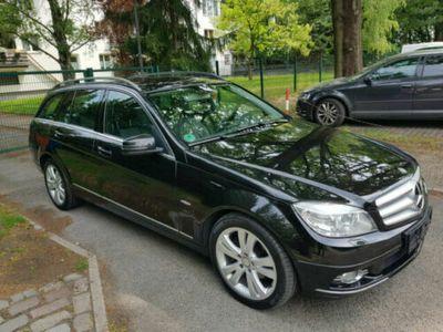 used Mercedes C250 T CDi,Klima,T-LEDER,Xenon,COMAND-Navi,PDC