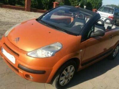 used Citroën C3 Pluriel 1.6 16V Senso Drive Cabrio