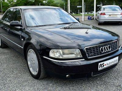 gebraucht Audi A8L W12 6.0 quattro Lang*2.HAND*LEDER VALCONA*GSHD*