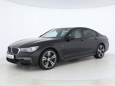 """gebraucht BMW 740 d xDrive+M Sportpaket+20""""LM+Gestik+HUD+RFK+SH"""