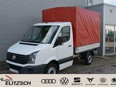 gebraucht VW Crafter Pritsche 30 KR