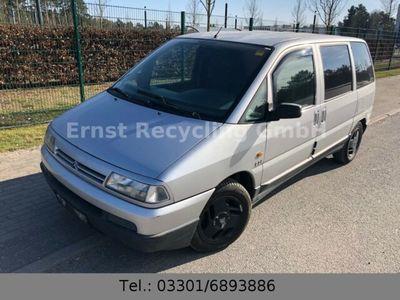 gebraucht Citroën Evasion Pallas Klima + 7 Sitze