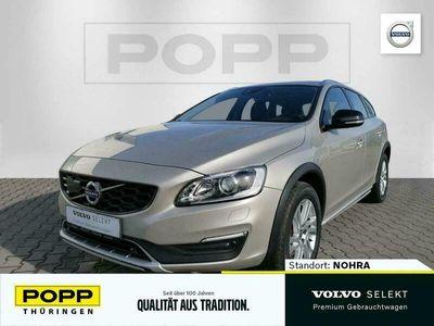 gebraucht Volvo V60 CC D4 Momentum STHZG XENON *INKL. LIEFERUNG*