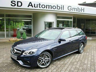gebraucht Mercedes E63 AMG E 63 AMGT 4M Driver's Pack. B&O Ass.Plus Glasda.