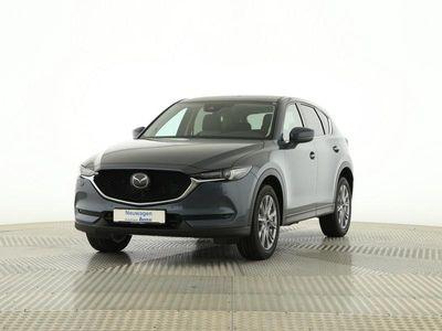 gebraucht Mazda CX-5 Sports-Line MATRIX HUD NAVI MRCC LHZ 0,99%
