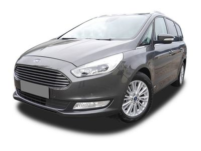 gebraucht Ford Galaxy 2.0 Diesel