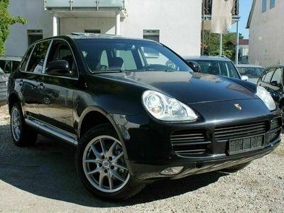 gebraucht Porsche Cayenne S TIPTRONIC 4.5 / S-HEFT GEPFLEGT / BOSE / 8-FACH