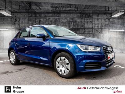 gebraucht Audi A1 Sportback 1.0TFSI Klima Einparkh Berganfahr Servo Radio