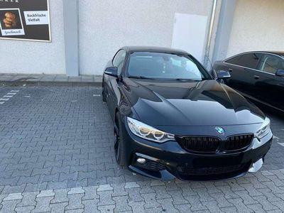 gebraucht BMW 428 4er Cabrio Sport Line