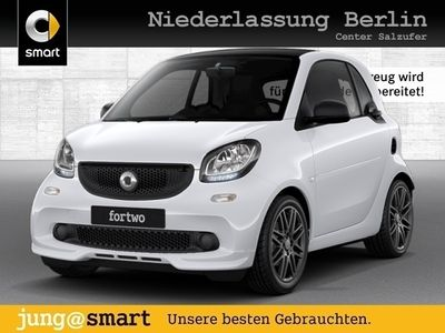 gebraucht Smart ForTwo Coupé 66kW proxy BRABUS cool&Audio Sport