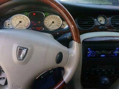 gebraucht Rover 75 Ich verkaufe meinen2.5 Benzin